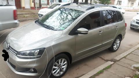 Volkswagen Suran 1.6 Comfortline Plus usado (2015) color Gris precio $1.250.000