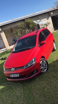 Volkswagen Suran 1.6 Highline I-Motion usado (2016) color Rojo precio $1.400.000