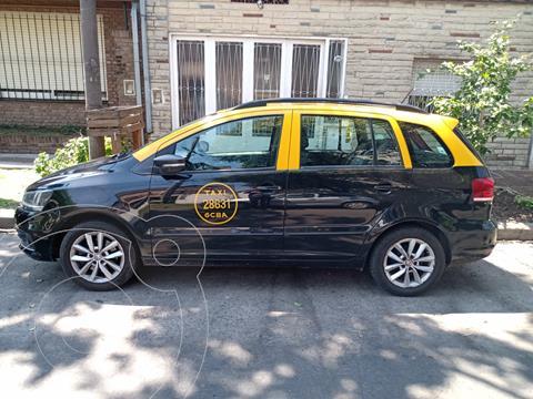 Volkswagen Suran 1.6 Trendline usado (2015) color Negro precio $900.000