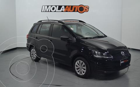 Volkswagen Suran 1.6 Comfortline usado (2016) color Negro precio $1.400.000