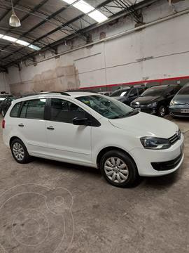 foto Volkswagen Suran 1.6 Comfortline usado (2014) color Blanco Cristal precio $789.000