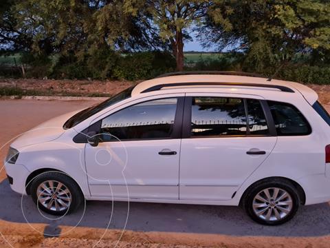 Volkswagen Suran 1.6 Trendline usado (2010) color Blanco precio $580.000