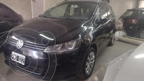 Volkswagen Suran 1.6 Comfortline usado (2016) color Negro Universal precio $790.000