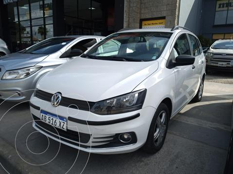 Volkswagen Suran 1.6 Trendline usado (2017) color Blanco precio $1.890.000