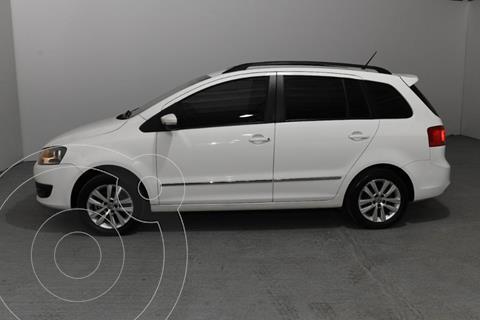 foto Volkswagen Suran 1.6 Highline Plus usado (2013) color Blanco precio $800.000