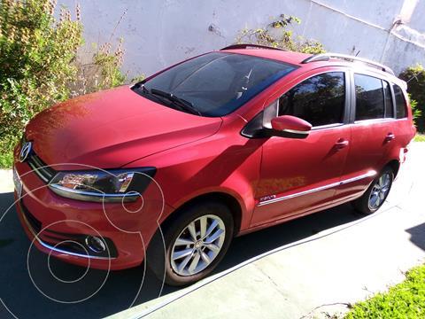 Volkswagen Suran 1.6 Highline I-Motion usado (2015) color Rojo precio $1.350.000