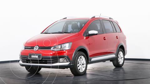 Volkswagen Suran 1.6 Highline usado (2016) color Rojo precio $1.650.000
