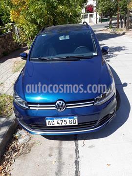 Volkswagen Suran 1.6 Highline I-Motion usado (2018) color Azul Cobalto precio $1.450.000