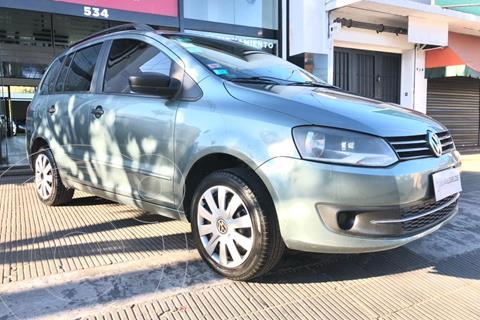 Volkswagen Suran 1.6 Comfortline usado (2010) color Gris Titanio precio $850.000