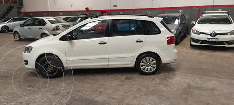 Volkswagen Suran 1.6 Comfortline usado (2009) color Blanco Cristal precio $799.000