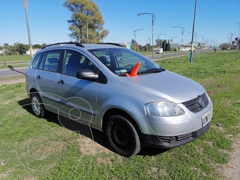 Volkswagen Suran 1.6 Comfortline usado (2006) color Gris financiado en cuotas(anticipo $492.000)