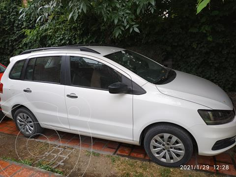 Volkswagen Suran 1.6 Comfortline usado (2016) color Blanco precio $950.000