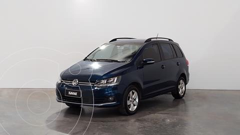 Volkswagen Suran 1.6 Trendline usado (2016) color Azul Cobalto precio $1.490.000