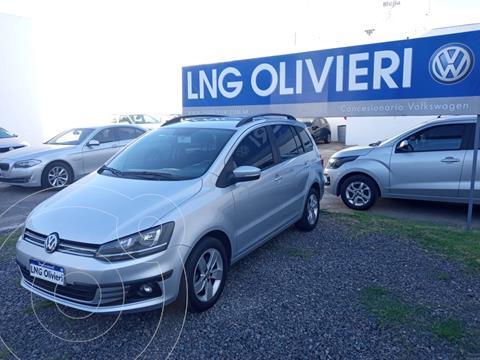 Volkswagen Suran 1.6 Trendline usado (2016) color Plata Reflex precio $1.190.000