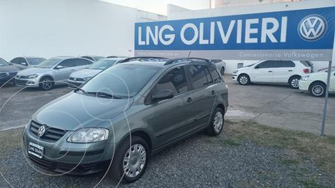 Volkswagen Suran 1.6 Comfortline usado (2010) color Gris Urbano precio $820.000