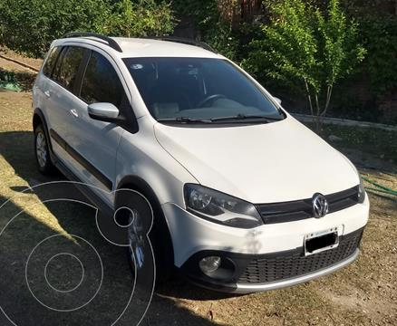 Volkswagen Suran Cross 1.6 Highline usado (2014) color Blanco precio $870.000
