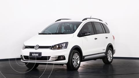 Volkswagen Suran 1.6 Track usado (2018) color Blanco Cristal precio $1.790.000