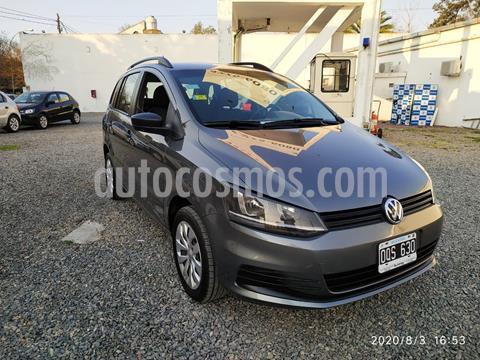 Volkswagen Suran 1.6 Comfortline usado (2015) color Gris precio $780.000