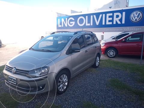Volkswagen Suran 1.6 Trendline usado (2012) color Beige Arena precio $835.000