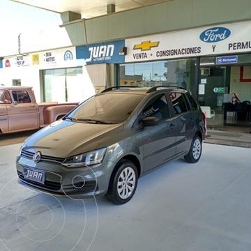 Volkswagen Suran 1.6 Comfortline usado (2019) color Gris Oscuro precio $1.690.000