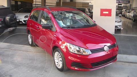Volkswagen Suran 1.6 Comfortline usado (2018) color Rojo precio $1.549.900
