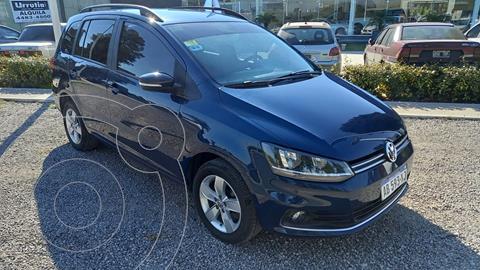 Volkswagen Suran 1.6 Comfortline usado (2017) color Azul precio $1.590.000