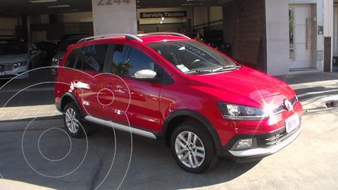 Volkswagen Suran Cross 1.6 Highline usado (2016) color Rojo precio $1.649.900