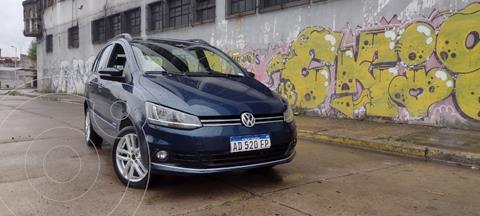 Volkswagen Suran 1.6 Highline usado (2019) color Azul Cobalto precio $1.790.000