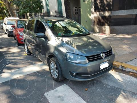 Volkswagen Suran 1.6 Trendline I-Motion usado (2013) color Gris Off-Road precio $898.000