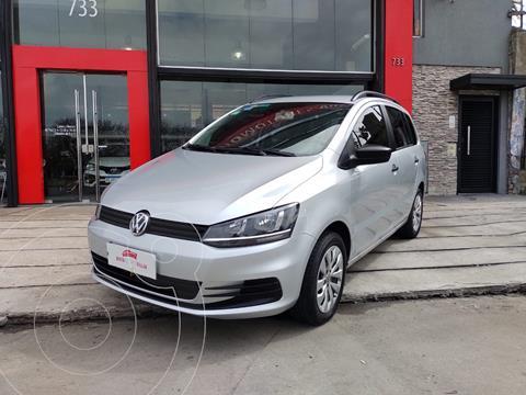 Volkswagen Suran 1.6 Comfortline usado (2015) color Gris Off-Road precio $1.480.000