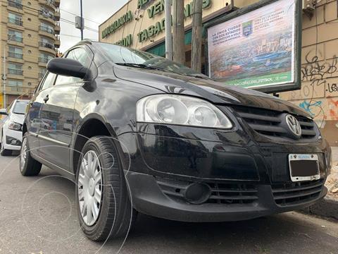 Volkswagen Suran 1.6 Comfortline usado (2009) color Negro precio $760.000