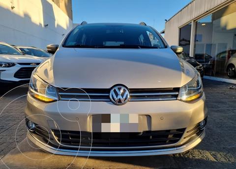 Volkswagen Suran 1.6 Highline I-Motion usado (2016) color Beige Arena precio $1.569.900