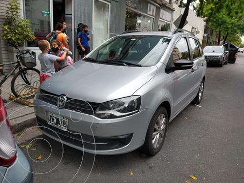 Volkswagen Suran 1.6 Trendline usado (2012) color Gris precio $830.000