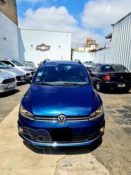 Volkswagen Suran 1.6 Highline usado (2015) color Azul Starlight precio $1.769.900