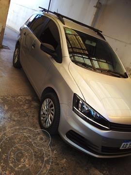 Volkswagen Suran 1.6 Comfortline usado (2018) color Gris precio u$s9.000