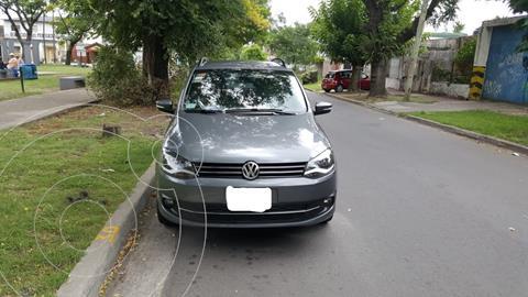 Volkswagen Suran 1.6 Highline Cuero usado (2014) color Gris precio $1.100.000