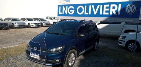 Volkswagen Suran 1.6 Track usado (2018) color Azul Cobalto precio $1.720.000