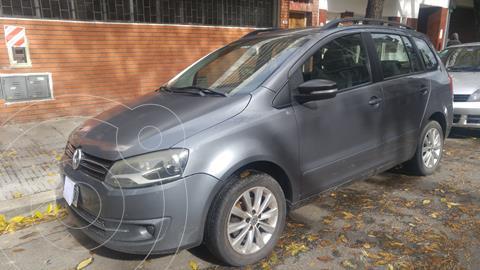 Volkswagen Suran 1.6 Trendline usado (2010) color Gris Urbano precio $650.000