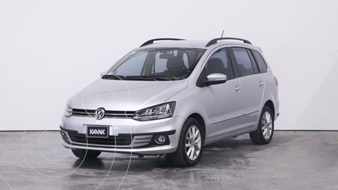 Volkswagen Suran 1.6 Highline usado (2015) color Plata Reflex precio $1.550.000