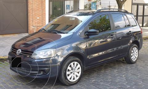Volkswagen Suran 1.6 Comfortline usado (2013) color Azul precio $1.290.000