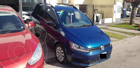 Volkswagen Suran 1.6 Comfortline usado (2015) color Azul Cobalto precio $1.250.000