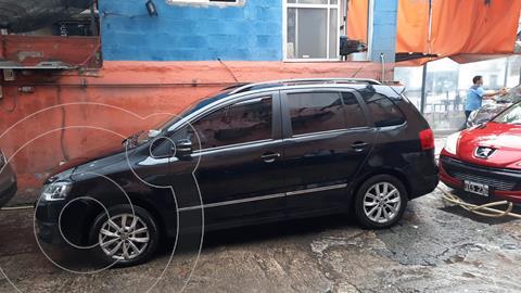 Volkswagen Suran 1.6 Highline usado (2013) color Negro precio $1.000.000