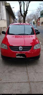 Volkswagen Suran 1.6 Comfortline usado (2010) color Rojo precio $880.000