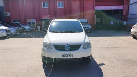 Volkswagen Suran 1.6 Comfortline usado (2010) color Blanco precio $790.000