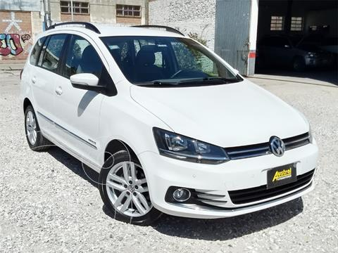 Volkswagen Suran 1.6 Highline 2G I-Motion usado (2016) color Blanco precio $820.000