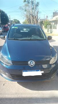 Volkswagen Suran 1.6 Comfortline usado (2017) color Azul Cobalto precio $1.250.000