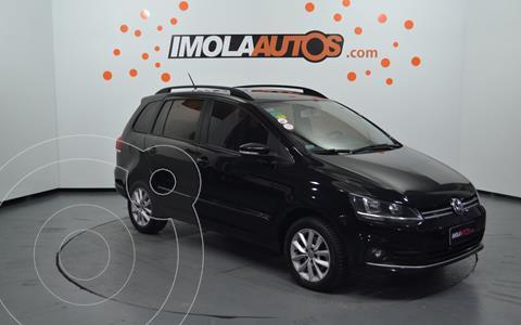 Volkswagen Suran 1.6 Trendline usado (2016) color Negro precio $1.200.000