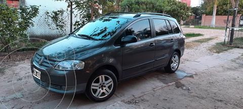 Volkswagen Suran 1.6 Comfortline usado (2009) color Verde precio $700.000