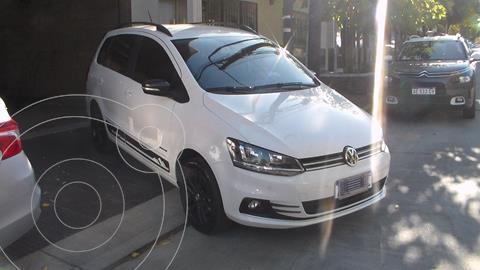 Volkswagen Suran 1.6 Highline usado (2019) color Blanco precio $1.749.900