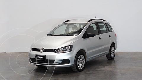 Volkswagen Suran 1.6 Comfortline usado (2019) color Plata precio $1.610.000